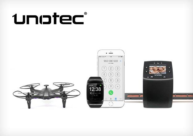 Unotec: Gadgets Electrónicos