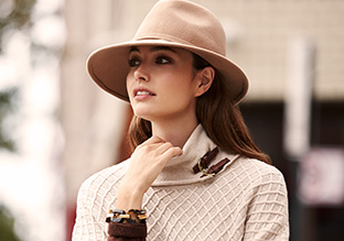 Fall Felt: Fedoras, Cloche Hats & More
