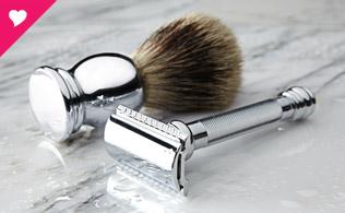 Get Groomed: Merkur Razors!