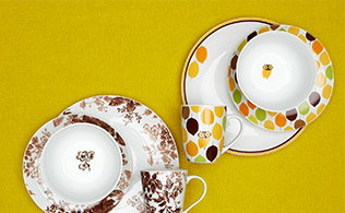 Fall Tabletops: Rachael Ray & Paula Deen