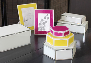 Mia Collection Photo Frames & Storage!