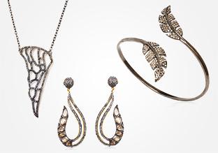 Up to 75% Off: Diamond Jewelry by Lori Kassin