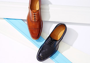 The Gentleman's Closet: Dress Shoes!