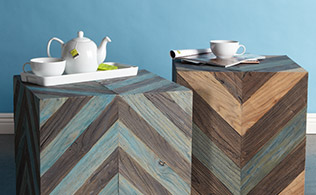 Shine by S.H.O. Reclaimed Wood Furniture!