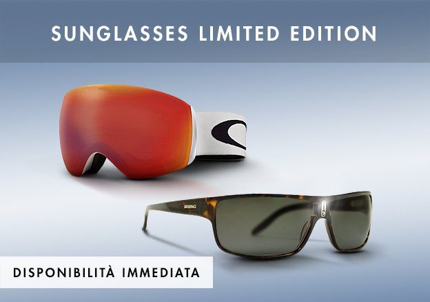Sunglasses Limited Edition