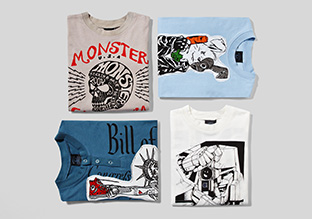 ZONA DE CONFORT : Graphic Tees PARA CHICOS!