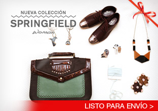 Springfield: bags & shoes!