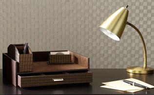 Sophisticated Desk Accessories!