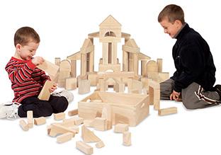 Put it Together: Puzzles & Blocks