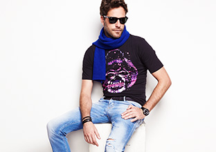 Laid-Back to Luxe feat. DSquared2