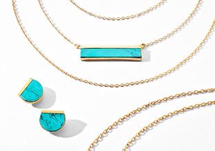 Summer Blues: Jewelry