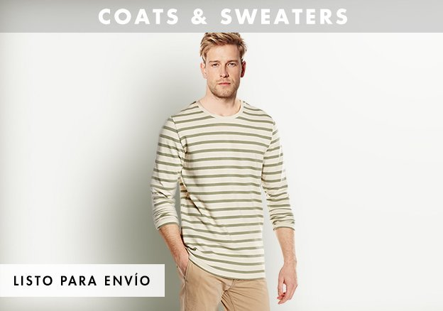 Coats & Sweaters!