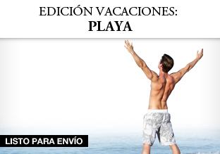 Edición vacaciones: playa