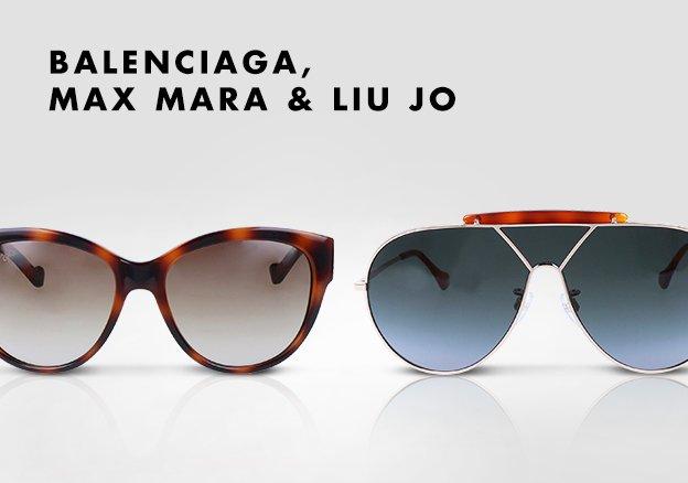 Balenciaga, Max Mara & Liu Jo!