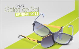 Especial Gafas de Sol Spring 2013
