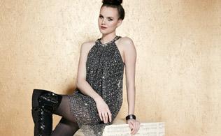 Silver Belles: Sparkling Details for Holiday Dressing
