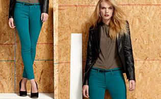 The Denim Shop + Who What Wear: Rich & Skinny!