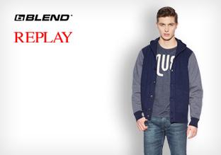 Blend & Replay