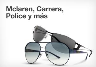 McClaren, Carrera, Police y más