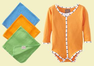 $ 15 y arriba: Esencial para bebés