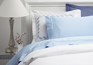 White Sale: Up to 75% Off Sheets & Duvets!