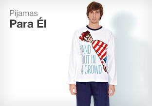 Pijamas para él!