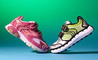 Poco Atleti: Sneakers bambini!