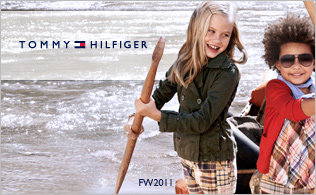 Tommy Hilfiger Girl Childrenswear
