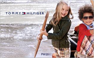Tommy Hilfiger Girl Childrenswear