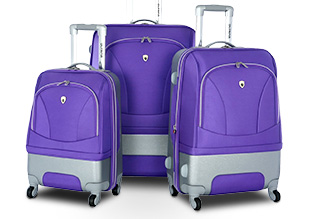 Luggage for Extended Trips!