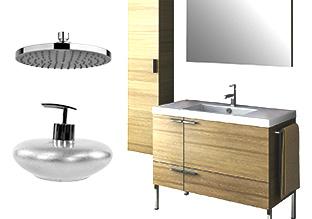 The Modern Bathroom!