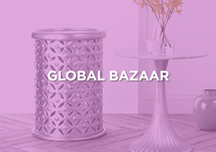 Up to 70% Off: Global Bazaar!