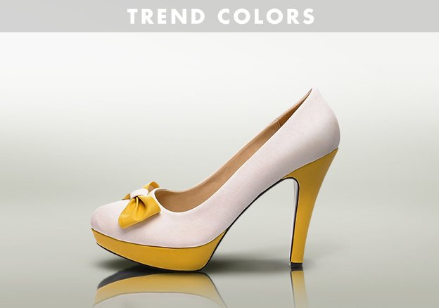 Trend colors!