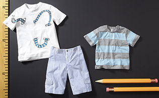 Back to School: Late Summer Styles for Boys!