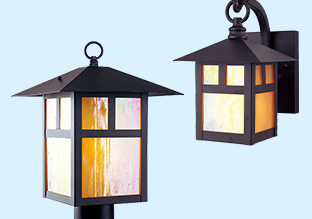 New Arrivals: Outdoor Lighting!