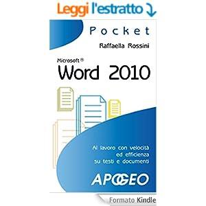 Word 2010 (Pocket)