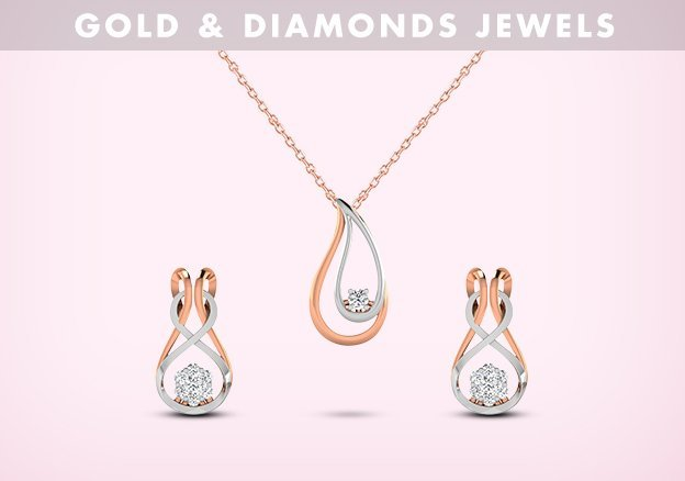 Gold & Diamonds Jewels