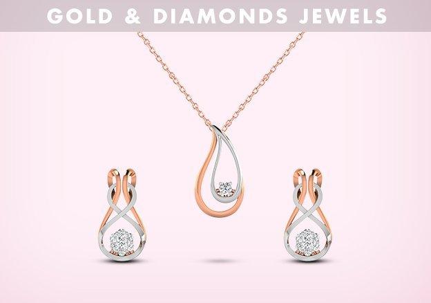 Gold & Diamonds Jewels