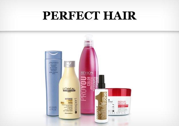 Perfect Hair!