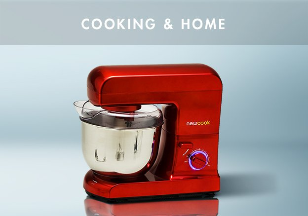 cooking & home