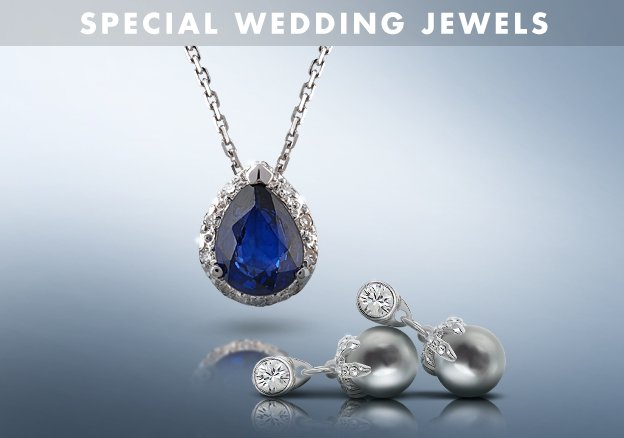 Special Wedding Jewels