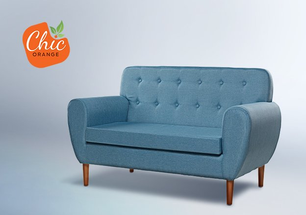 Chic Orange: furniture