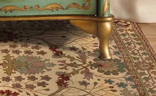 Traditional Style: Kabir Handwoven Rugs!