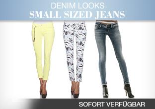 Denim Looks: Small Sized Jeans