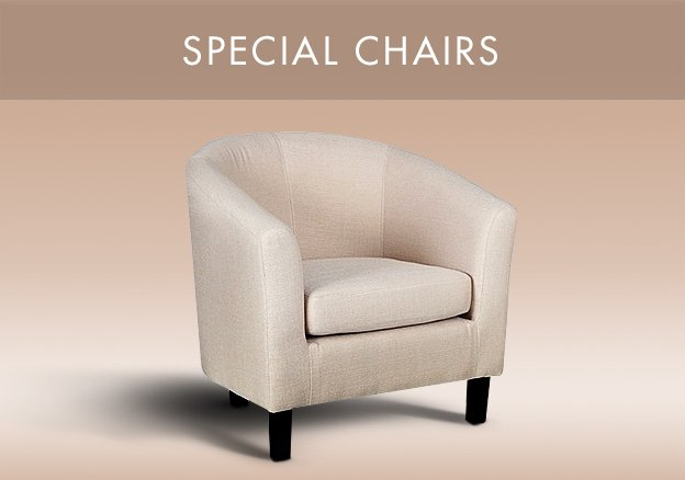 Special Chairs!