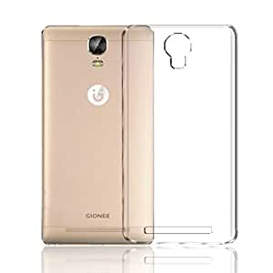 Zoto Back Cover For Gionee M4 [Transparent]