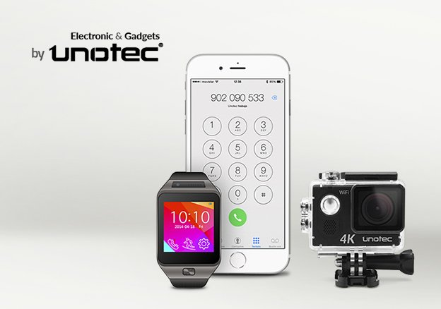 Unotec: Gadgets electronicos!
