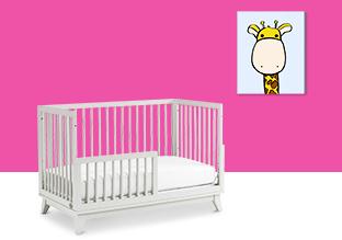 Bereit für Baby: Kinderzimmermöbel  feat. Ti Amo!