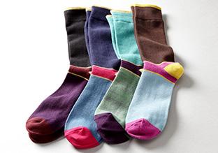 Florsheim by Duckie Brown Socks!