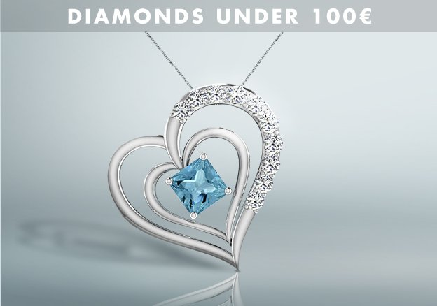 Diamonds under 100€